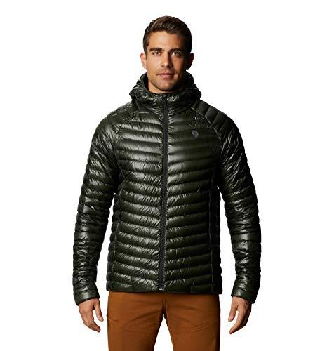 TITLE_Mountain Hardwear Down Jacket