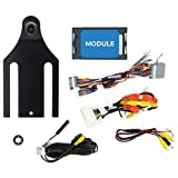 EchoMaster Backup Camera Kit Compatible with Wrangler JK | for Use with Touchscreen, Factory MyGig Radios Only