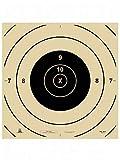 Official NRA Target Repair Center SR-C for SR Target, Standard 200 Yard Target, Paper Target, (50)
