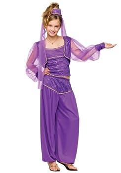 Child Dreamy Genie Costume Large  12-14