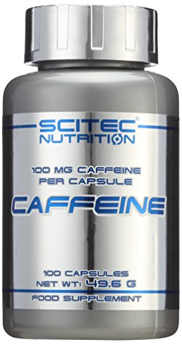 Scitec Nutrition Pre-workout Caffeine, 100 Kapseln (1 x 49,6g)