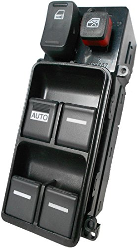 SWITCHDOCTOR Window Master Switch for 2005-2010 Honda Odyssey