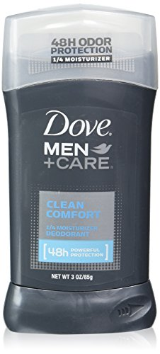 Dove Men+Care Deodorant Stick Clean Comfort 3...