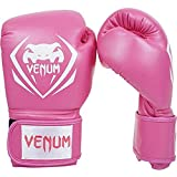 Venum Contender Boxing Gloves - Pink - 16 Oz