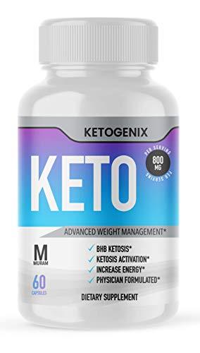 Ketogenix, BHB Ketones, 1 Bottle Package, 30 Day Supply