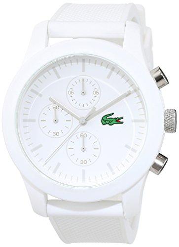 Lacoste - Reloj para hombre con correa de silicona - 2010823