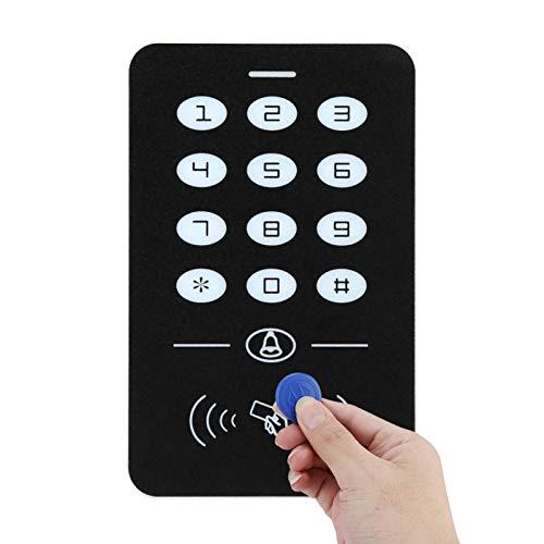 Control de acceso de la puerta Control conveniente del acceso de la tarjeta RFID, para la oficina