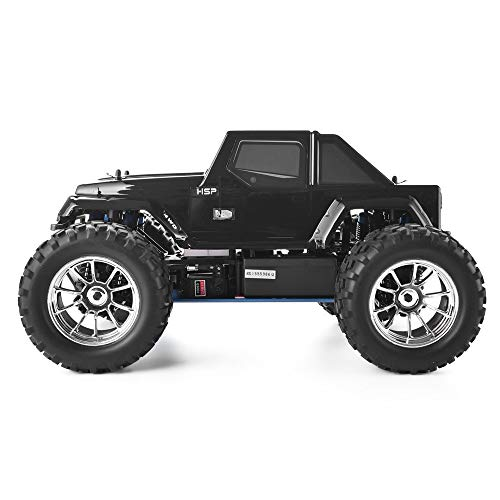 HSP RC Truck 1:10 Nitro Power High Speed RC Car 4wd Off Road Monster Truck