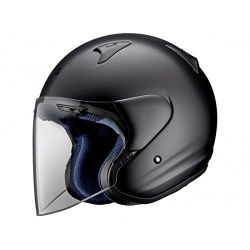 Casco Arai SZ-F Frost Black taglia L–43112033l–Casco Arai SZ-F Frost Black