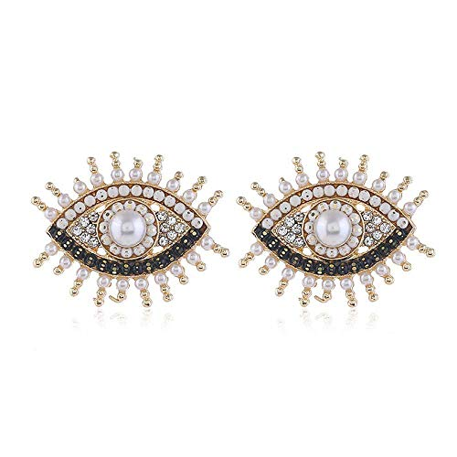 ZHENAO Pendientes de Aleación de Joyería de Oído Pendientes de Ojo Pendientes de Gota Mujeres Pendientes Pendientes Vintage Pendientes Regalos para Mujeres Moda/B