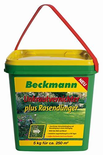 Rasendünger mit Unkrautvernichter 5 kg für 250 m²