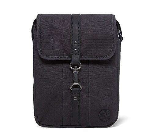 Timberland Herren Tasche A1CIF Walnut Hill Small Items Bag Schwarz