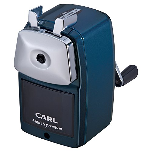 Carl Pencil Sharpener Angel-5 premium Blue