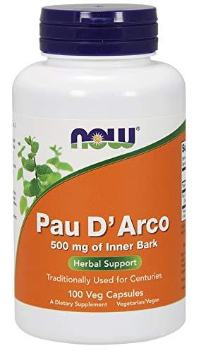 PAU D'ARCO - 100 veg caps