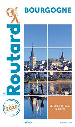 Guide du Routard Bourgogne 2020