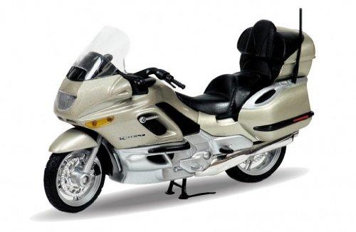 Welly BMW K1200LT, Champagner, Motorrad Modell 1:18