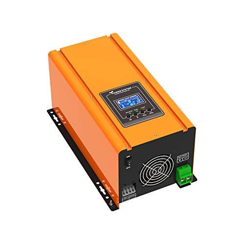 Shuifeng Generatore Portatile Power Station Backup Alimentazione di Emergenza Onda sinusoidale Pura, generatore di Corrente Portatile per Uso Domestico, Centrale fotovoltaica