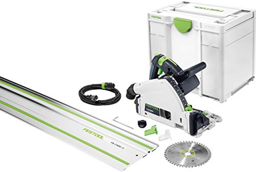 "Festool TS 55 REQ-F Plus FS w/55"" Rail 576012"