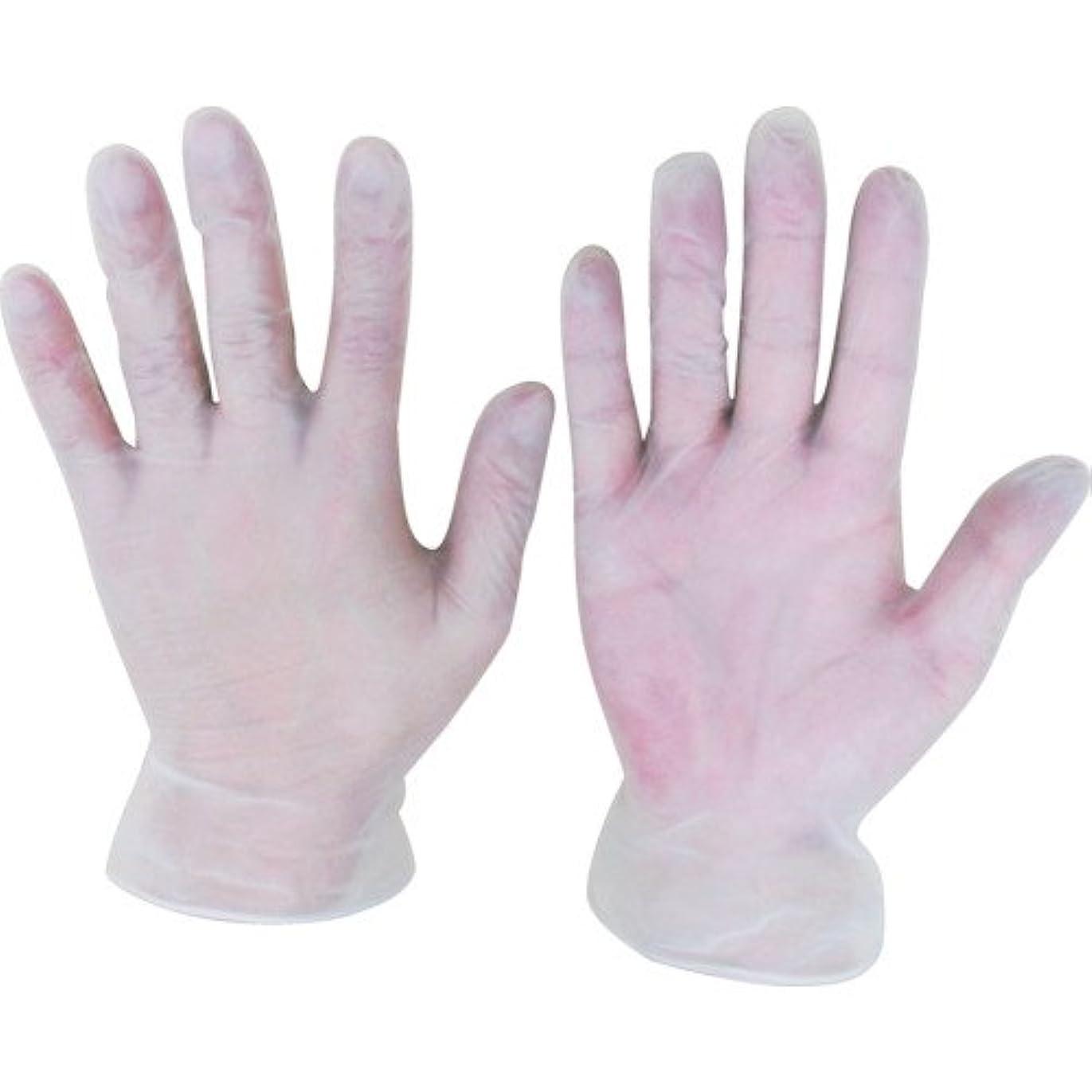 開示する手がかりファントムシンガー USプラスチック ディスポ手袋 201(100枚入)M