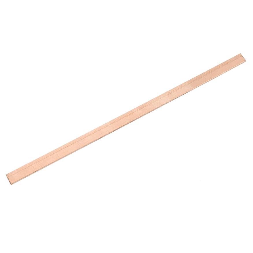欠かせないウガンダ信じる(ライチ) Lychee シンプル 銅棒 コッパー バー プレート 99.95%銅 1*10*250mm 1.5*10*250mm 2*10*250mm 選べる3サイズ