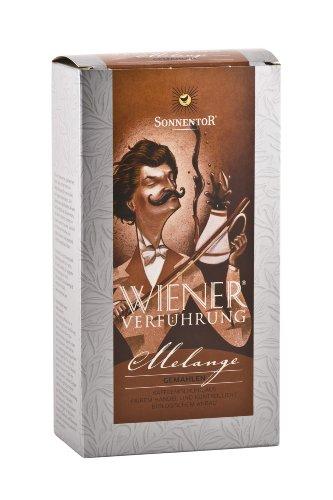Sonnentor Melange gemahlen Wiener Verführung, 1er Pack (1 x 500 g) - Bio