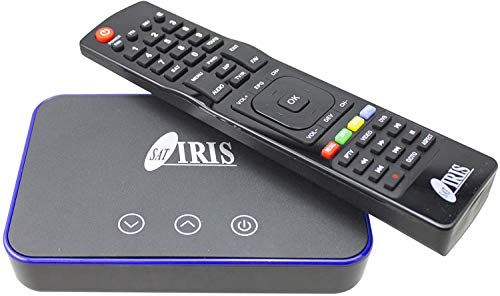 Nuevo Receptor satelite Iris 2000 HD sutituto Iris 9800 HD Iris 9850 HD ya descatalogados