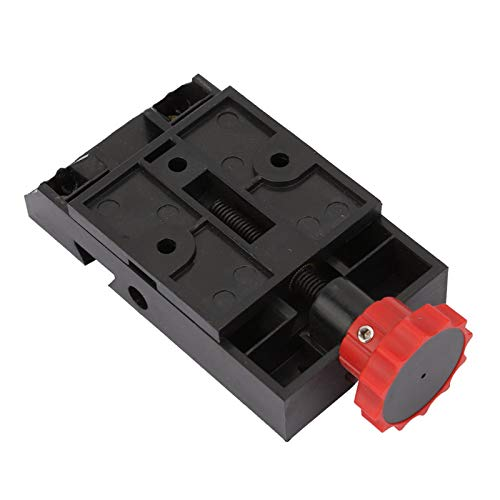 Bloque de deslizamiento longitudinal, carril lineal, deslizamiento, bloque de deslizamiento, ajuste fino, plástico ABS, para procesamiento 3D para transporte de ejes X