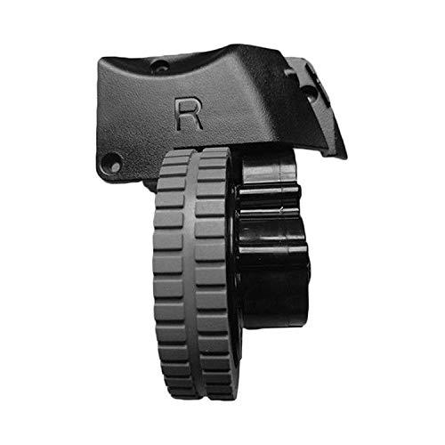 Accesorios para aspiradoras Reemplazo de la rueda derecha izquierda compatible con ILIFE A6 X620 X623 Robot aspiradora izquierda / derecha ruedas de repuesto de motor Compatible con ILIFE A6 X620 Filt