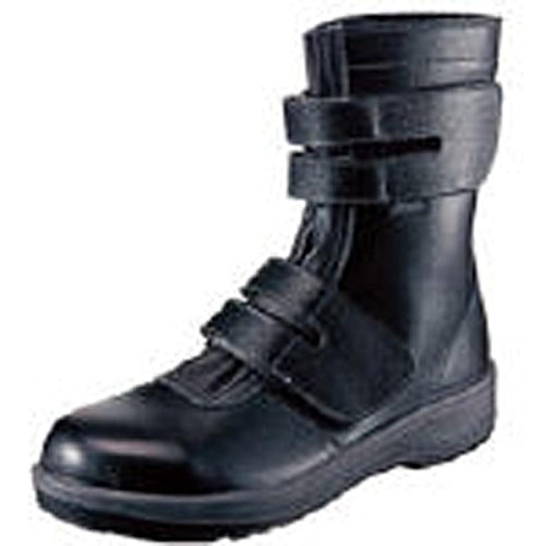 シモン 安全靴 長編上靴 7538 黒 28.0cm 7538BK28.0 1 足