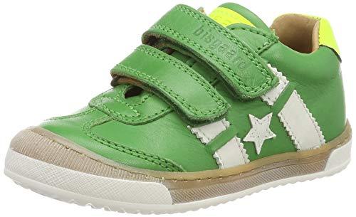 Bisgaard Jungen Unisex Kinder 40343.119 Sneaker, Grün (Green 1001), 34 EU