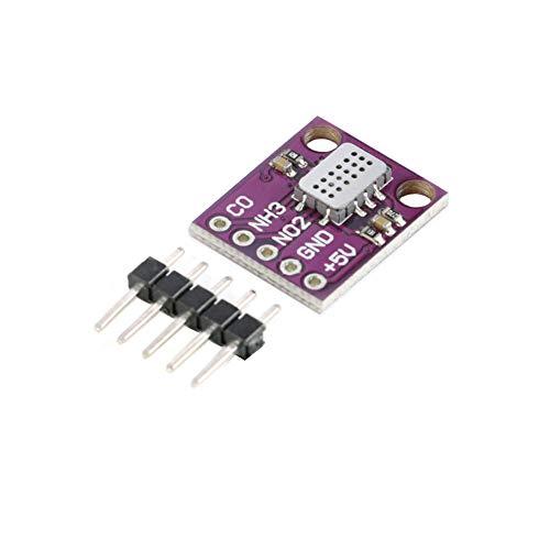 MICS一6814 Luftqualität CO NO2 NH3 Stickstoff Sauerstoff Gas Sensor Modul Für Arduino