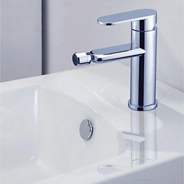 Miaoge Single Handle Toilet Chrome Bidet tap(D-3007001)