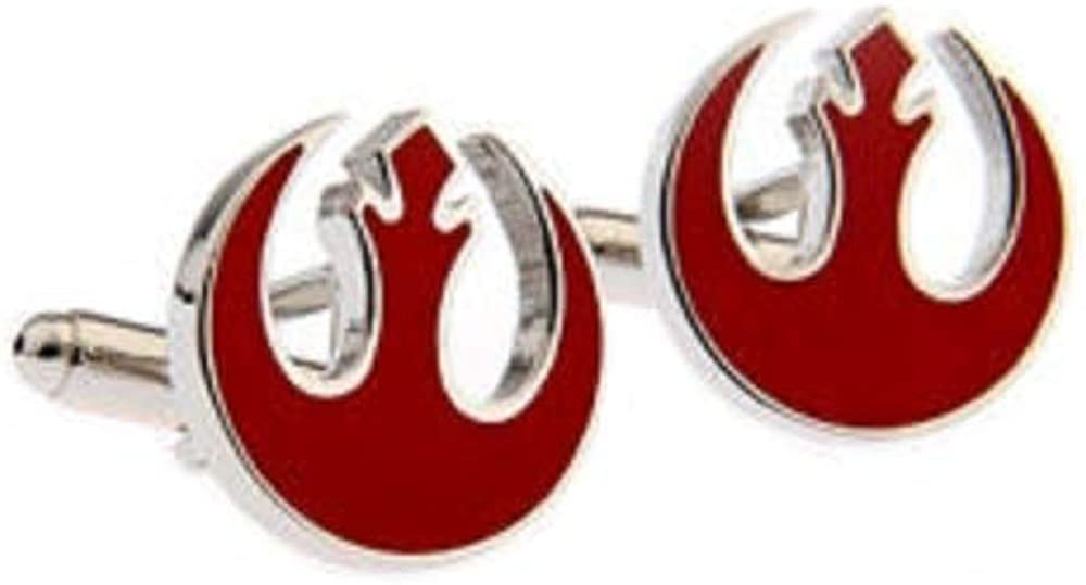 Fashion Jewelry ~ Star Wars Rebel Alliance Cuff Links