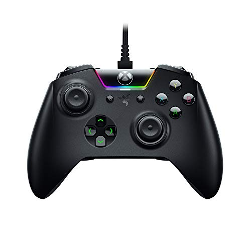 Razer Wolverine Tournament Edition - Gaming Controller per Xbox Series X / S + Xbox One + PC con Chroma RGB (Modalità Hair Trigger, Pulsanti Azione a Interruttore Tattile), Nero