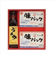 カネイ醤油 うまみ300ml・味パック2箱セット[AU-200]