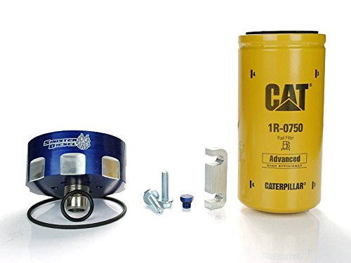 Sinister Diesel CAT Filter Adapter for 2001-2010 GMC Duramax &