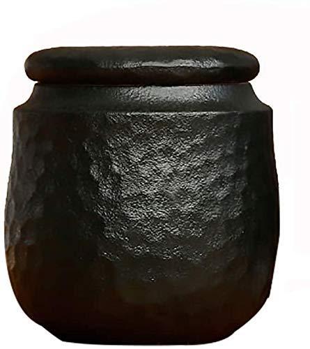 FMOGE Urna di Cremazione per Ceneri Urna Funeraria Urna Funeraria per Ceneri di Adulti E Animali Domestici, Piccolo Scrigno di Ceneri per Urne Commemorative Umane (Colore: B)