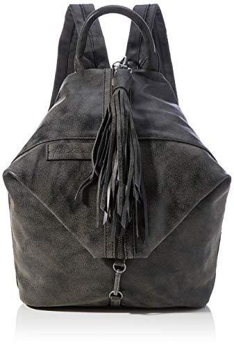 Fritzi aus Preussen Damen Fritzi Marit Backpack Medium Rucksack, Black Idol, One Size