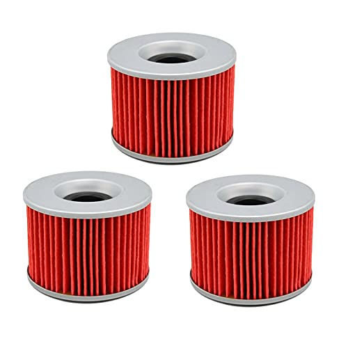 Replacement Genuine Free Shipping Part for Oil Cheap mail order sales Filter Kawasaki 1 ZN 1984 700 ZN700