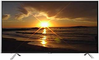 TCL 55 Inch UHD Smart TV, Silver - LED55P1100US