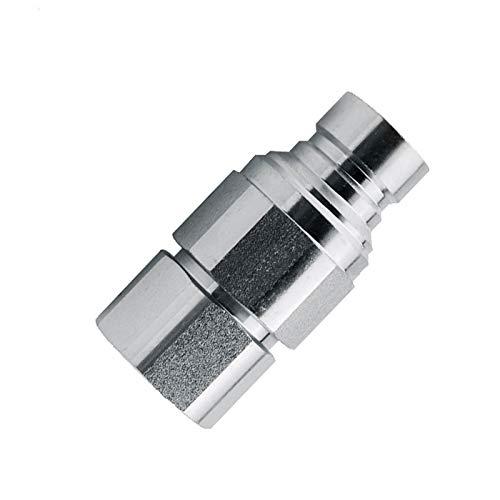 G1/2 Außengewinde, flache Oberfläche, hydraulische Schnellverbindung, Adapter,...