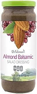 Dr. Fuhrman's Almond Balsamic Salad Dressing