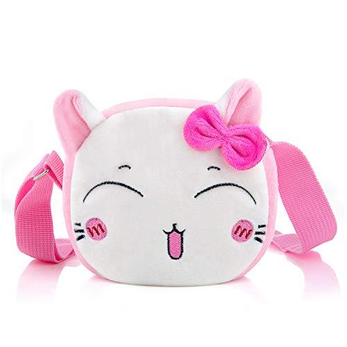 Czemo Bolso Bandolera para Niña Bolsa Pequeña de Hombro Mini Bolsos de la Princesa Bolsas Dibujos para Infantile Kindergarten (#4)