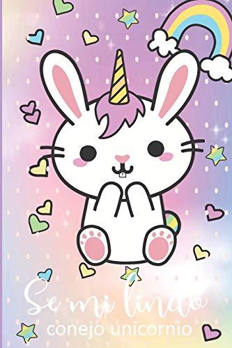 se mi lindo conejo unicornio: Libreta de Unicornio Para Dibujos cuaderno de boceto diario de Unicornio regalo ideal para regreso a clases