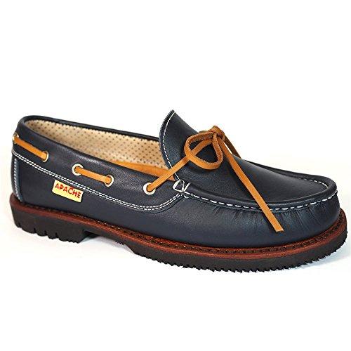 opiniones zapatos apaches hombre calidad profesional para casa
