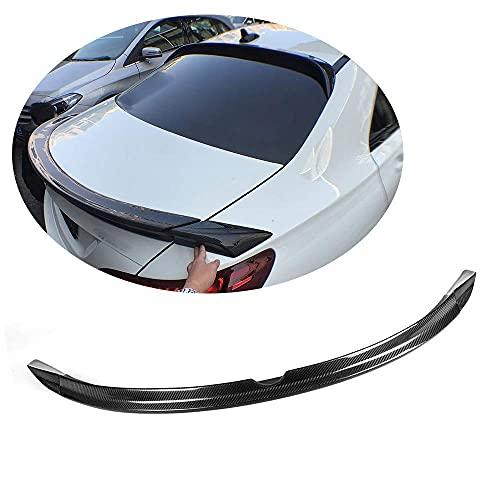 YMSHD para Mercedes para Benz C117 Cla Class Cla250 Sedan 2013 2014 no amg alerón Trasero de Fibra de Carbono alerón para Maletero Kit de Labios