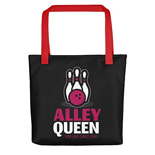 Generisch Bowling Girl - Alley Queen Rolling Since 2001 Tote bag