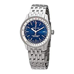 best luxury automatic watch under 40mm - for small wrists - Breitling Navitimer 1 Automatic 38 Men's Watch