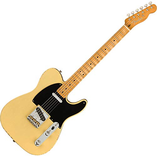 Fender Road Worn® 50s Telecaster®, Maple, Vintage Blonde