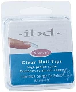 ibd clear nail tips